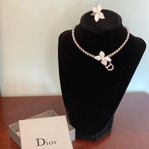 Christian Dior Necklace/Choker